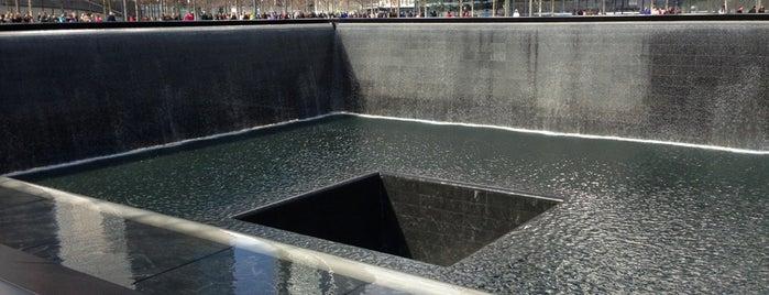 National September 11 Memorial & Museum is one of Manhattan Favorites.