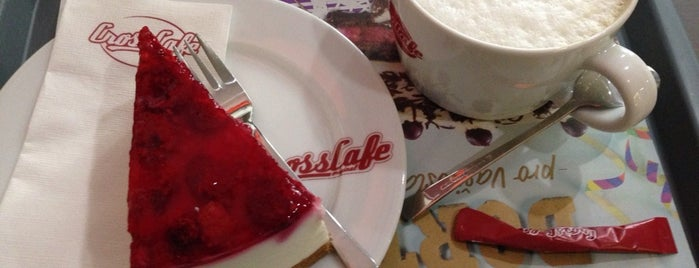 CrossCafe is one of Prague for kids.