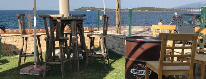 Dokuz Urla Coffee & More is one of Gidilecekler.