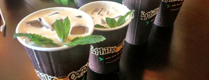 Philz Coffee is one of Bay Area Gluten-free.