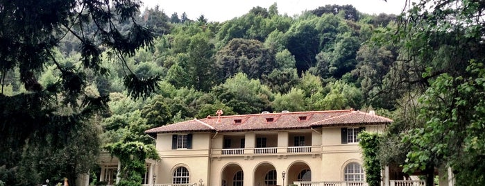 Villa Montalvo is one of SF Bay Area - been there I.