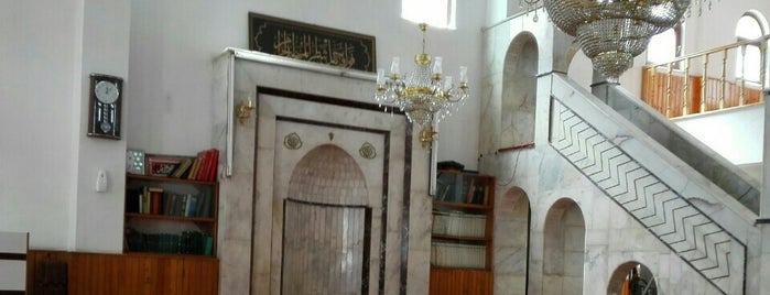 sofular camii is one of adres.