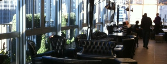 The Kimberly Hotel is one of Manhattan Favorites.