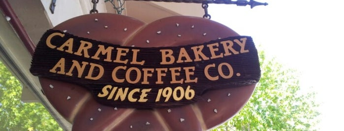 Carmel Bakery and Coffee Company is one of My BEST of the BEST!.