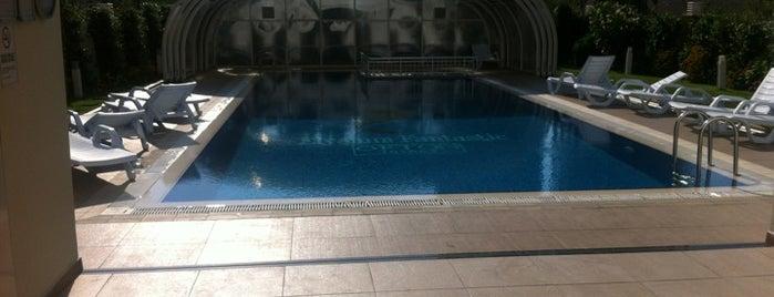 Elysium Fantastic Indoor Pool is one of Rugi 2.