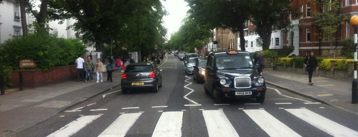 Abbey Road Studios is one of Around the World.