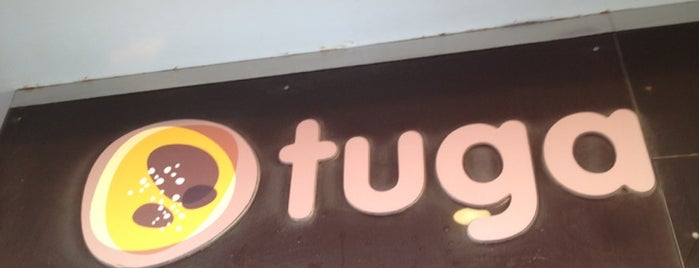 Tuga bakery is one of KSA.