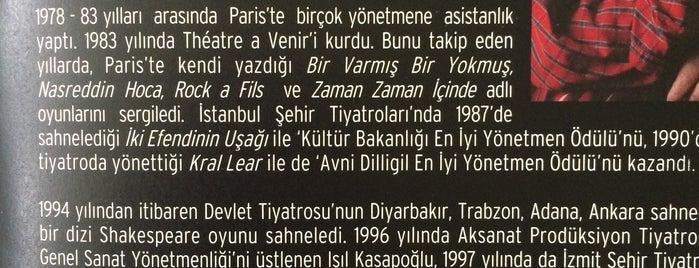 Artı Sahne is one of Tilbe'nin Beğendiği Mekanlar.