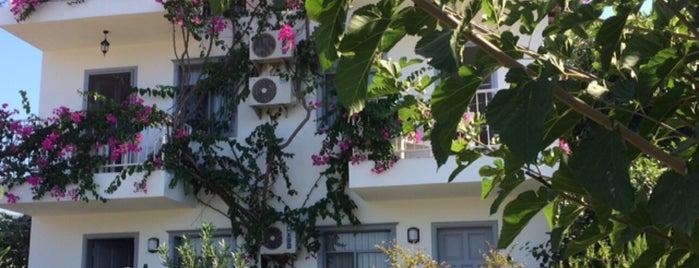 Melek Hotels Selimiye is one of Orte, die Nagehan gefallen.