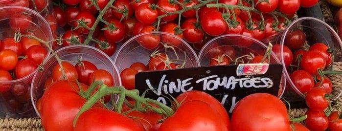 South Kensington Farmers' Market is one of London Markets.