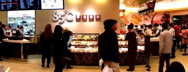 85C Bakery Cafe is one of A taste of home.