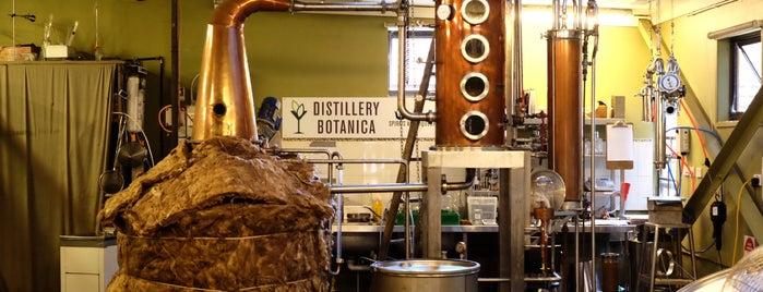 Distillery Botanica is one of Gespeicherte Orte von Ben.