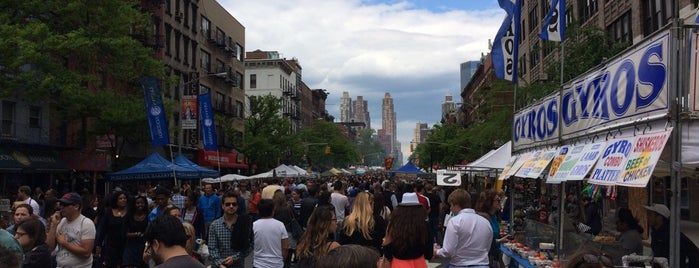 Ninth Avenue International Food Festival is one of Orte, die Mei gefallen.