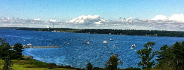 Chebeague Island Inn is one of Southern Maine Favorites.