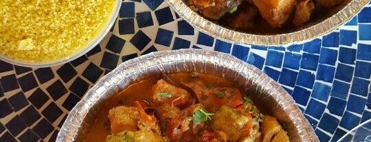 Ajbani Moroccan Cuisine is one of Gespeicherte Orte von Alex.