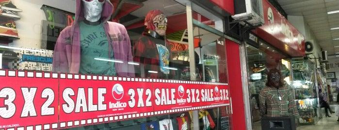 Galería del Virrey is one of Best places to shop.