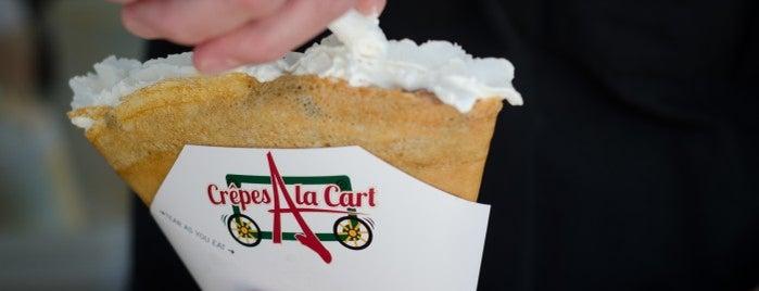 Crepes a la Cart is one of Denver/Breck Trip 2016.