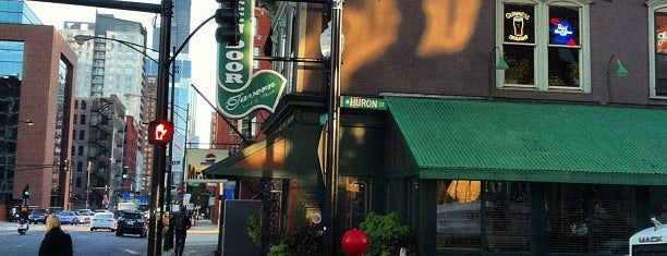 Green Door Tavern is one of chicago's best bars.