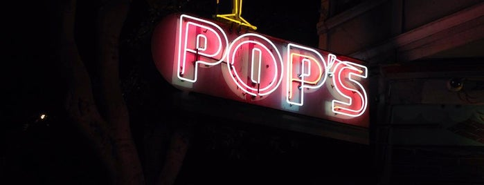Pop's Bar is one of 2016 in SF.