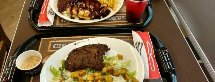 Mania de Churrasco Prime Steak House is one of Orte, die Mauricio gefallen.