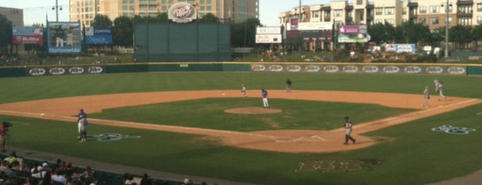 Dr Pepper Ballpark is one of Orte, die Photog Peter gefallen.