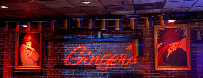 Ginger's is one of SF Bar.