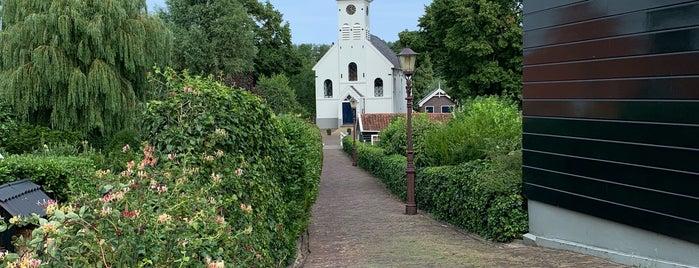 Schellingwouderkerk is one of Amsterdam.