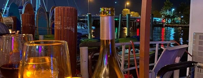 Serafina Waterfront Bistro is one of Ft lauderdale resto.