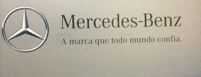 Mercedes Benz- newsedan is one of Lugares favoritos de Edgar.
