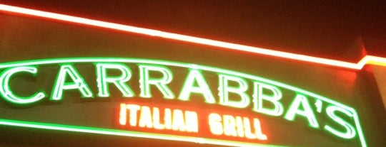 Carrabba's Italian Grill is one of Lugares favoritos de Bobby.