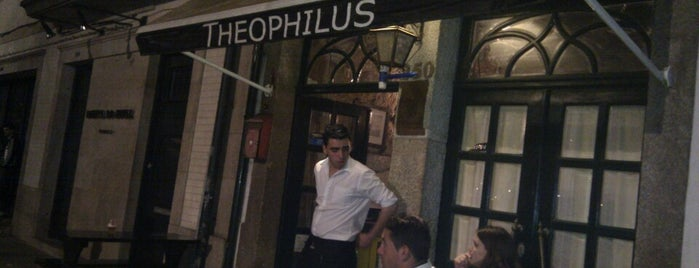 Theophilu's Bar is one of Portugal.