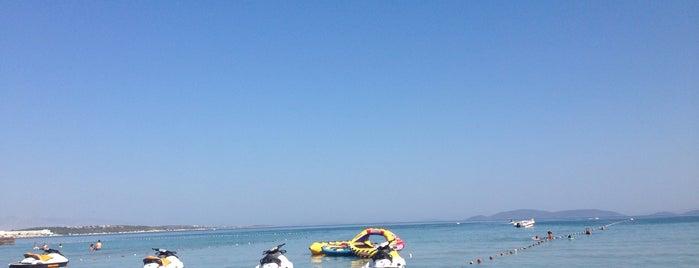 Ilıca Plajı is one of Locais curtidos por Nihan.