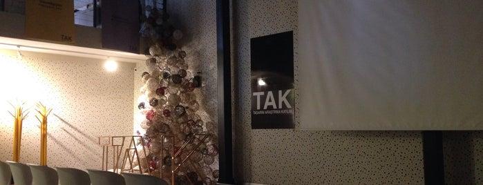 Tasarım Atölyesi Kadıköy (TAK) is one of Posti che sono piaciuti a Nihan.