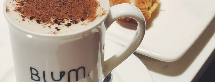 Blum Coffee House is one of Coffee ☕️- European Side, Istanbul.