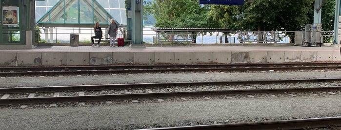 Bahnhof Zell am See is one of Locais curtidos por Hisham.