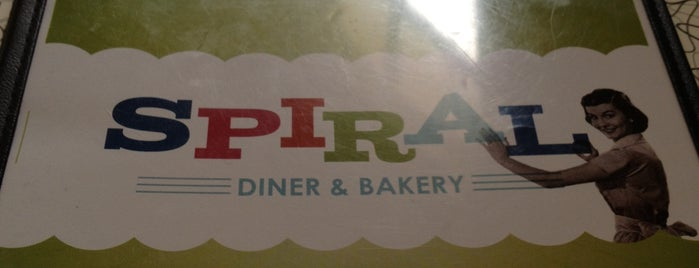 Spiral Diner & Bakery is one of 67 Things to do in Dallas Before You Die or Move.