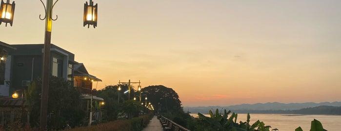 ริมแม่น้ำโขง is one of เลย, หนองบัวลำภู, อุดร, หนองคาย.