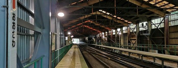 大沢駅 is one of JR 미나미토호쿠지방역 (JR 南東北地方の駅).