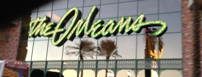 The Orleans Hotel & Casino is one of CASINOS.