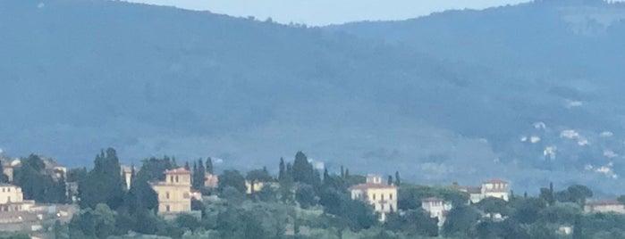 Fattoria di Maiano is one of km.