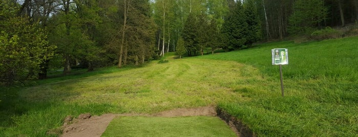 Franz Ferdinand DiscGolfPark is one of Top Picks for Disc Golf Courses 2.