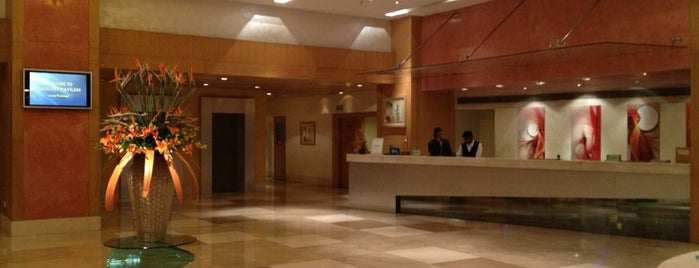 The Chancery Pavilion Hotel is one of Tempat yang Disukai ...