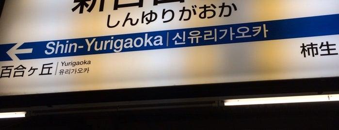 Shin-Yurigaoka Station (OH23) is one of Tokyo - Yokohama train stations.