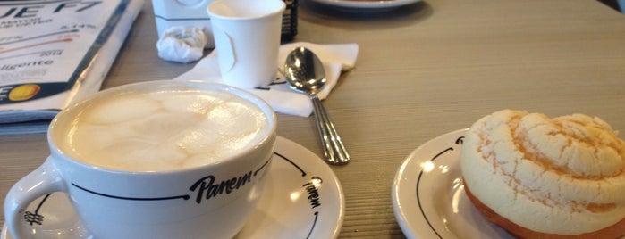 Panem Bakery & Bistro (Nativa) is one of [To-do] Monterrey.