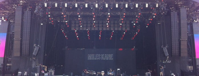 Main Stage is one of Vesselinさんのお気に入りスポット.