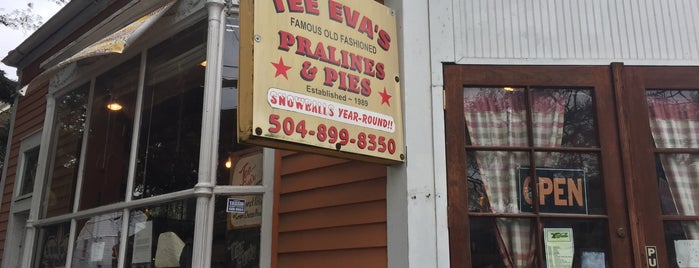 Tee-Eva's is one of Offbeat's favorite New Orleans restaurants.