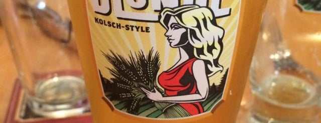 BJ's Restaurant & Brewhouse is one of Cincy's Best - Breweries.
