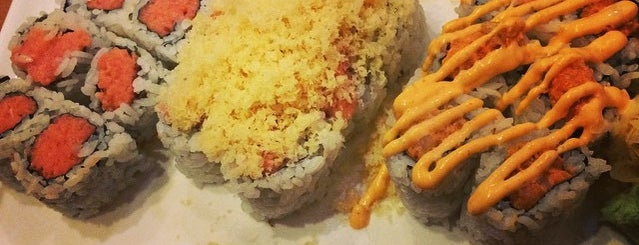 Fuji Sushi is one of Places I Want To Eat At In St. Louis..