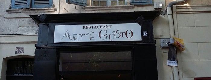 Art'e Gusto is one of Avignon.