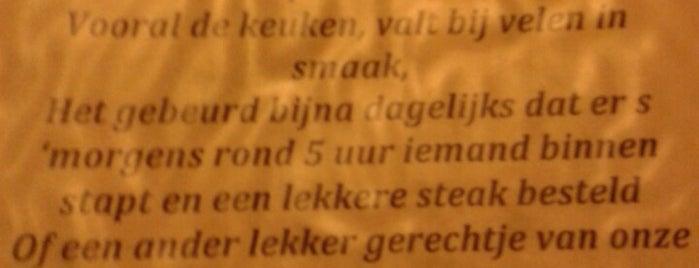De Balie is one of Sander'in Beğendiği Mekanlar.